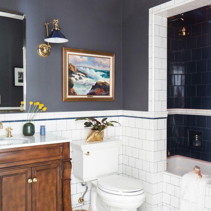 bathroom paints