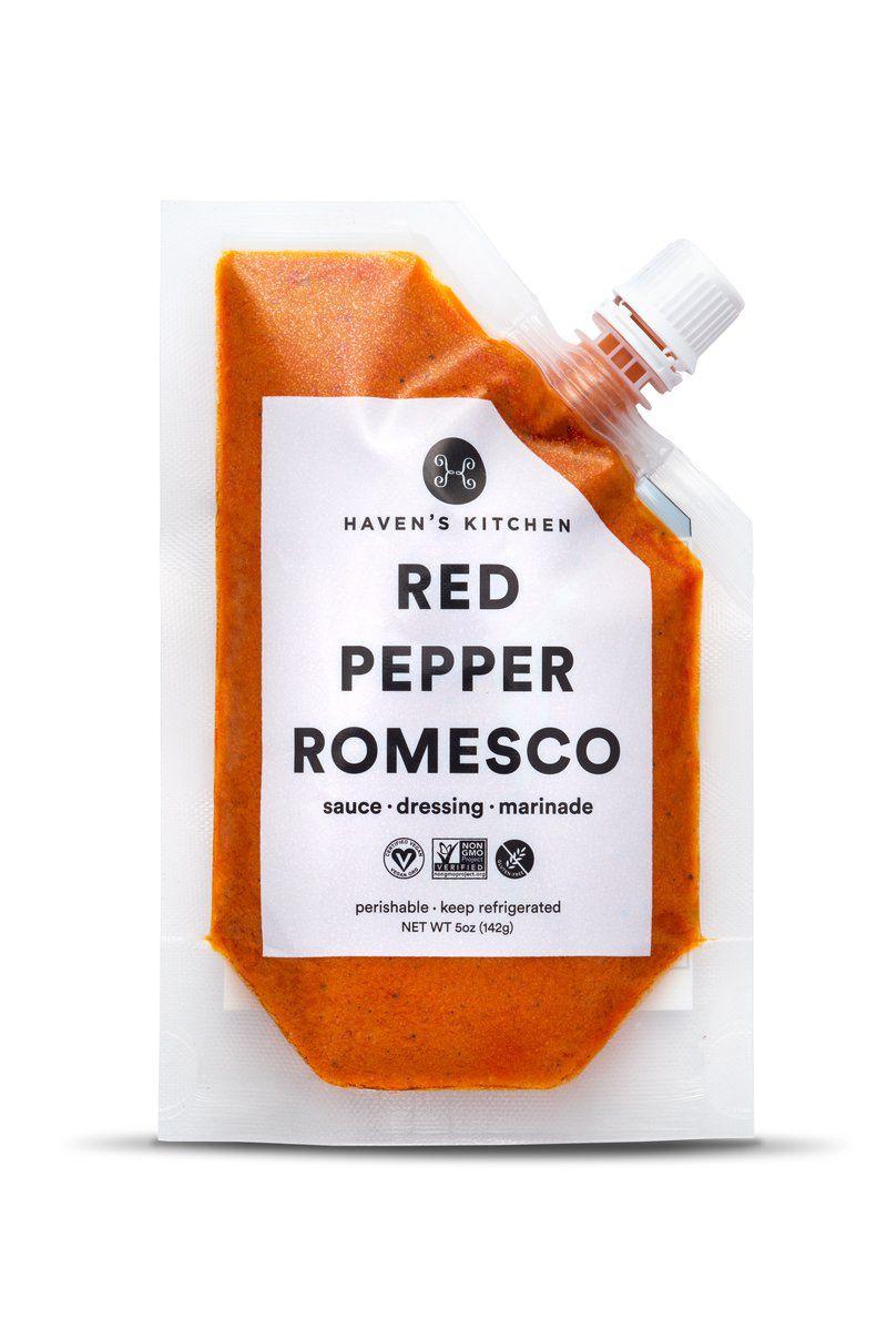 Red Pepper Romesco
