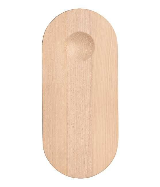 - Wooden Cutting Board - Natural - H & m Home