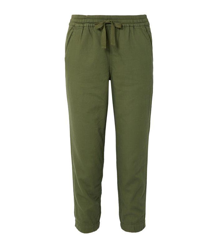 Galicia Cotton-jersey Pants