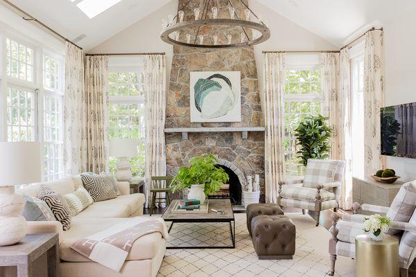 Traditional Massachusetts home tour
