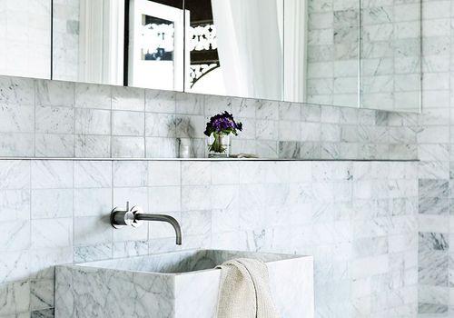 Lavabos de baño únicos