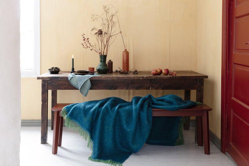 Lapuan Kankurit Mohair Blanket