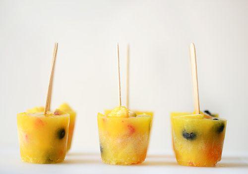 all-fruit popsicles