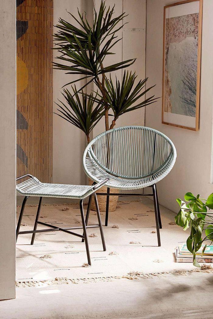 Maya Circle Chair