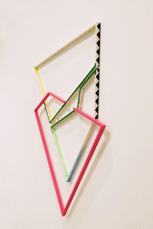 Between the elements Sculpture by Jeroen Molenaar