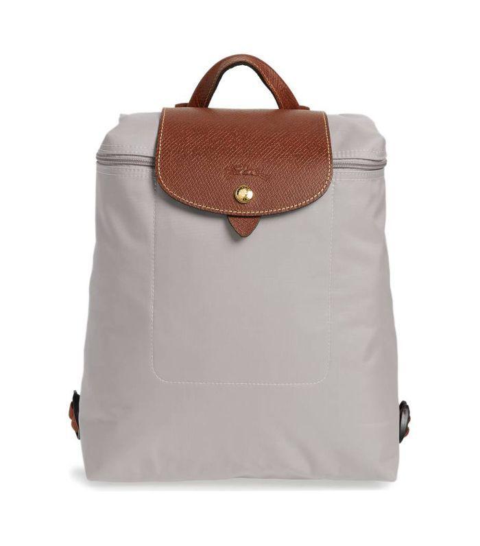 'Le Pliage' Backpack - Purple