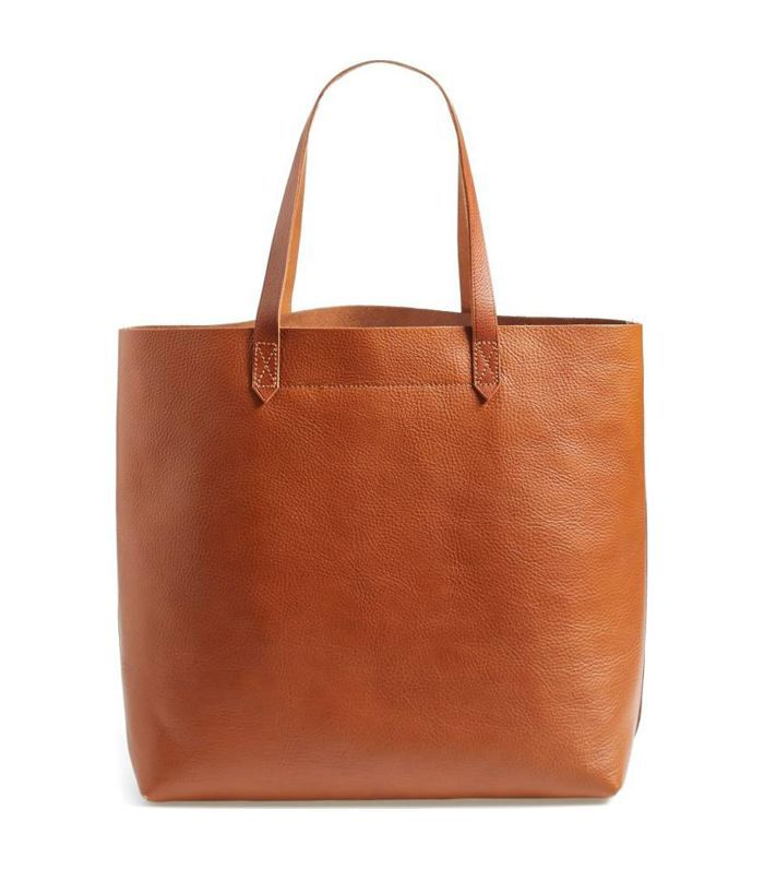 'The Transport' Leather Tote -