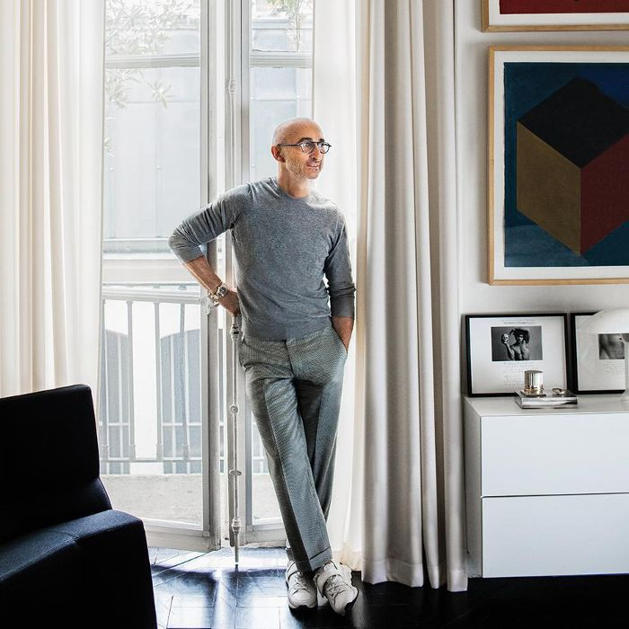 designer Pierre Hardy