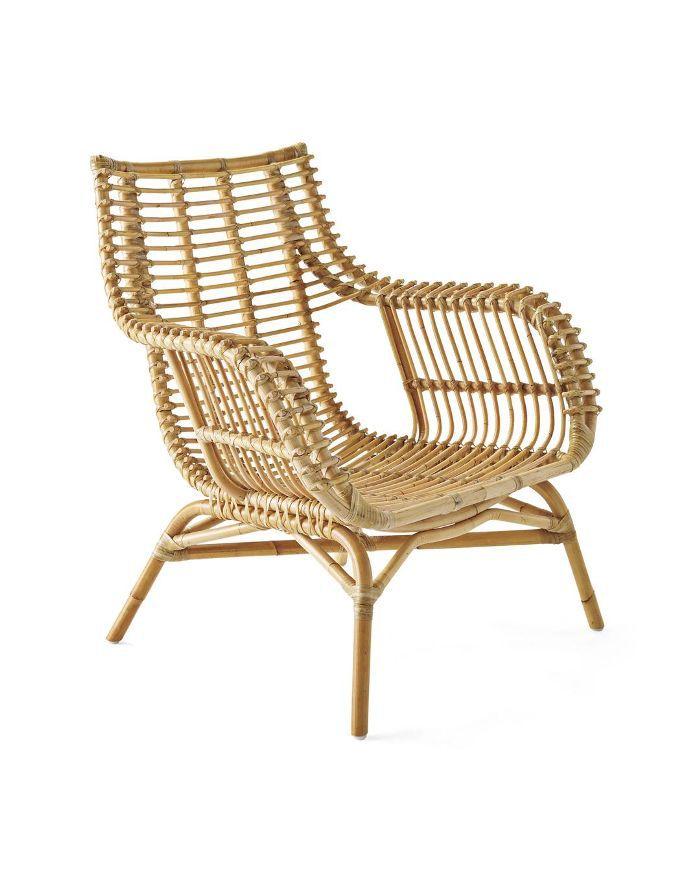 Venice Rattan Chair