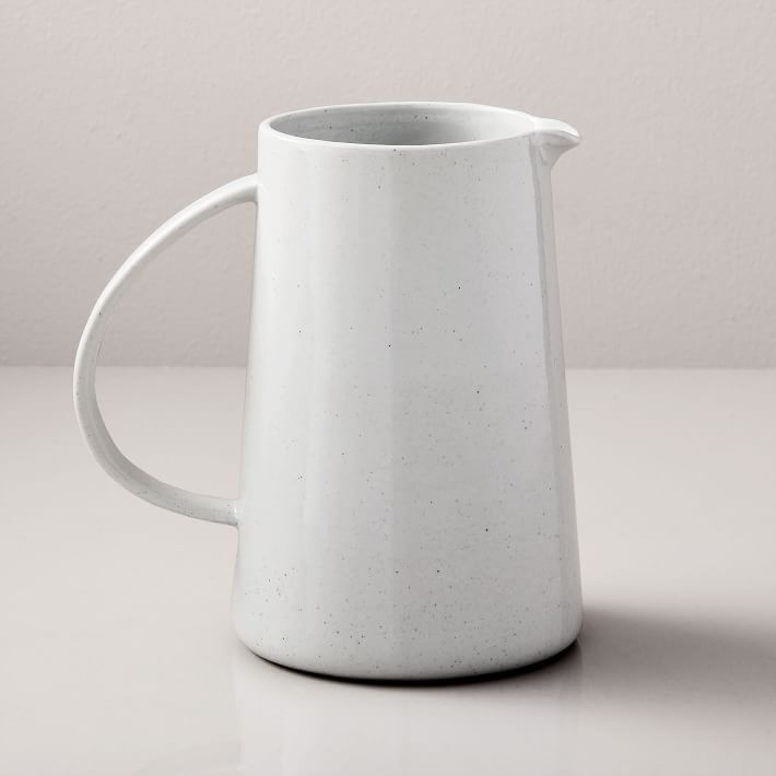 Richmond Speckled Serveware Jug—Cheap room decor