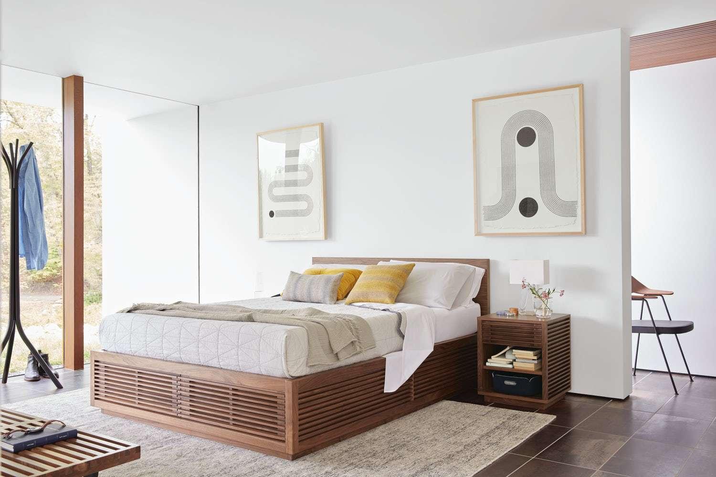 Design Within Reach Line Storage Bed
