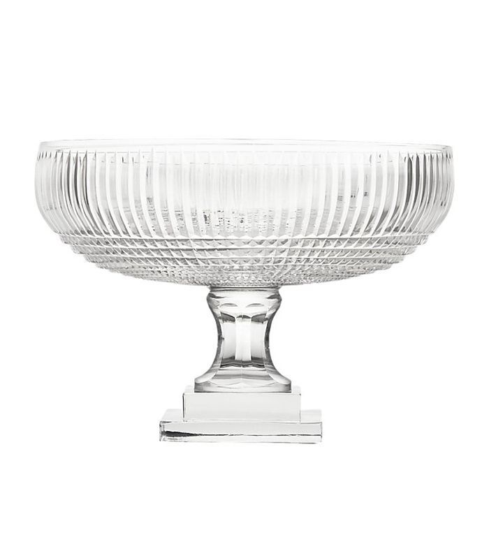 Champ Glass Punch Bowl