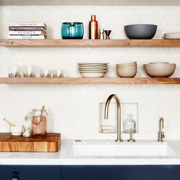 The 7 Chicest IKEA Kitchen Cabinets We've Ever Seen