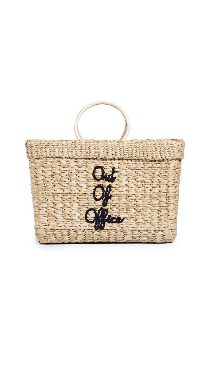 The Lizzy Out of Office Tote Bag