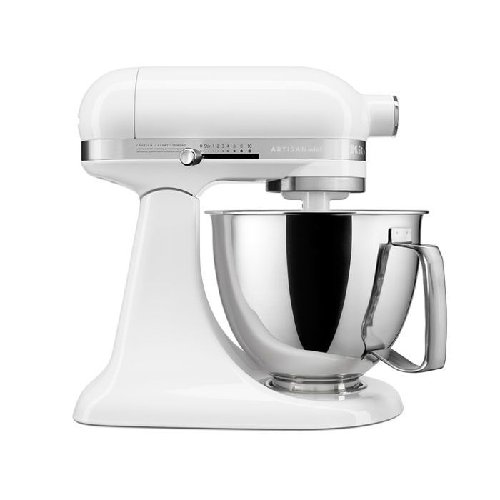 KitchenAid(R) Artisan Mini with Flex Edge Beater
