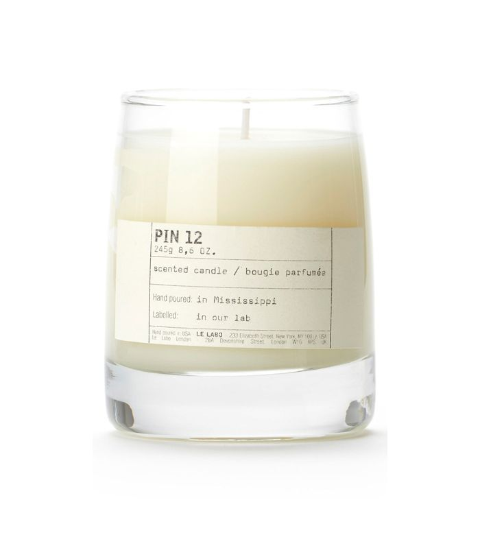 'Pin 12' Classic Candle