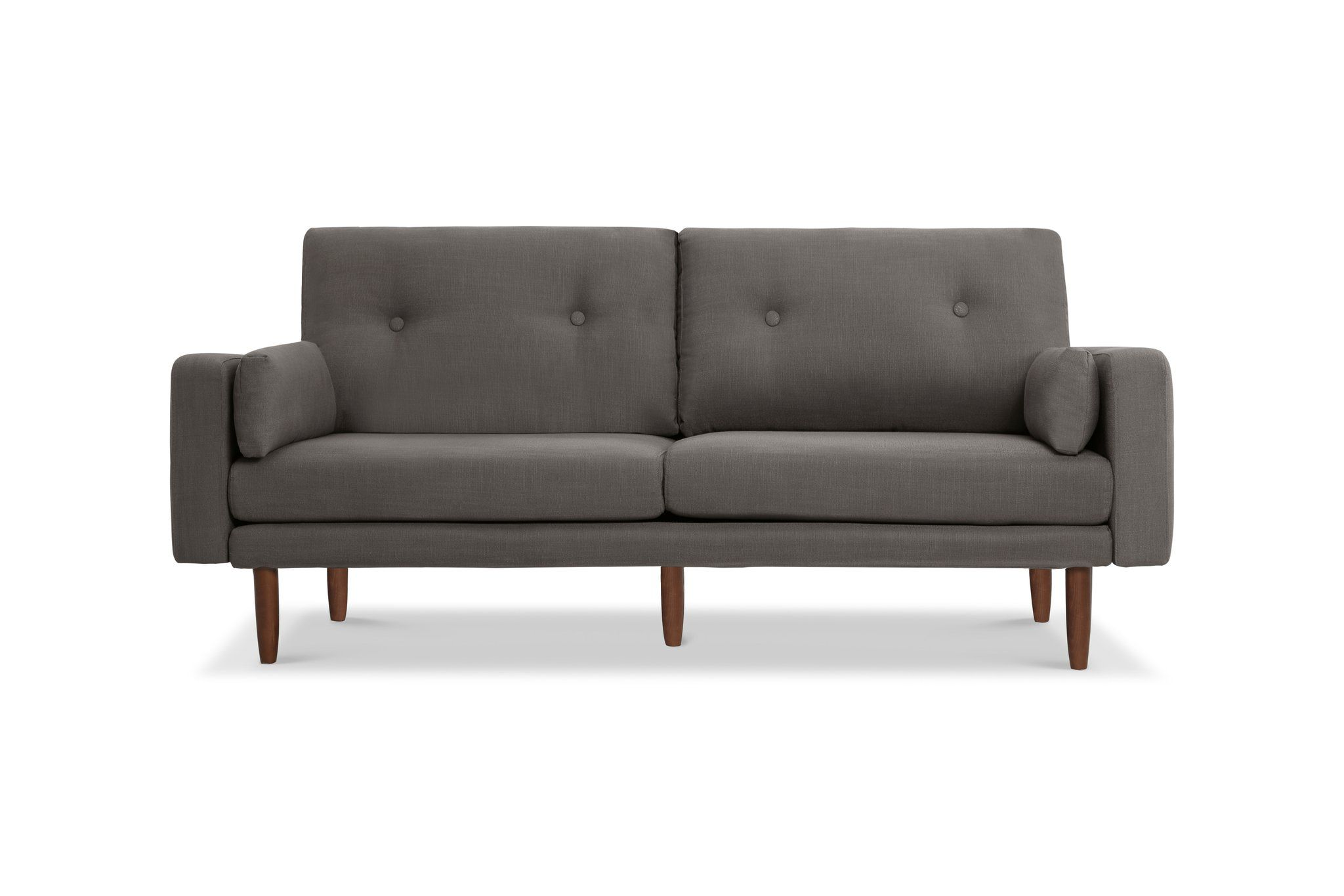 Brentwood Mid Century Sofa With USB Ports