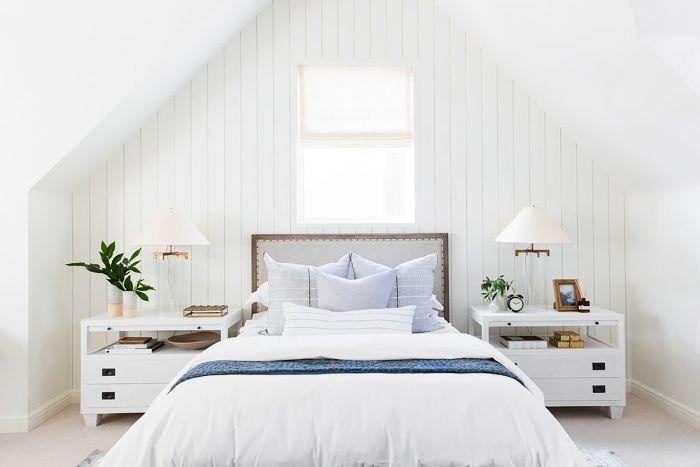 Symmetrical Bedroom