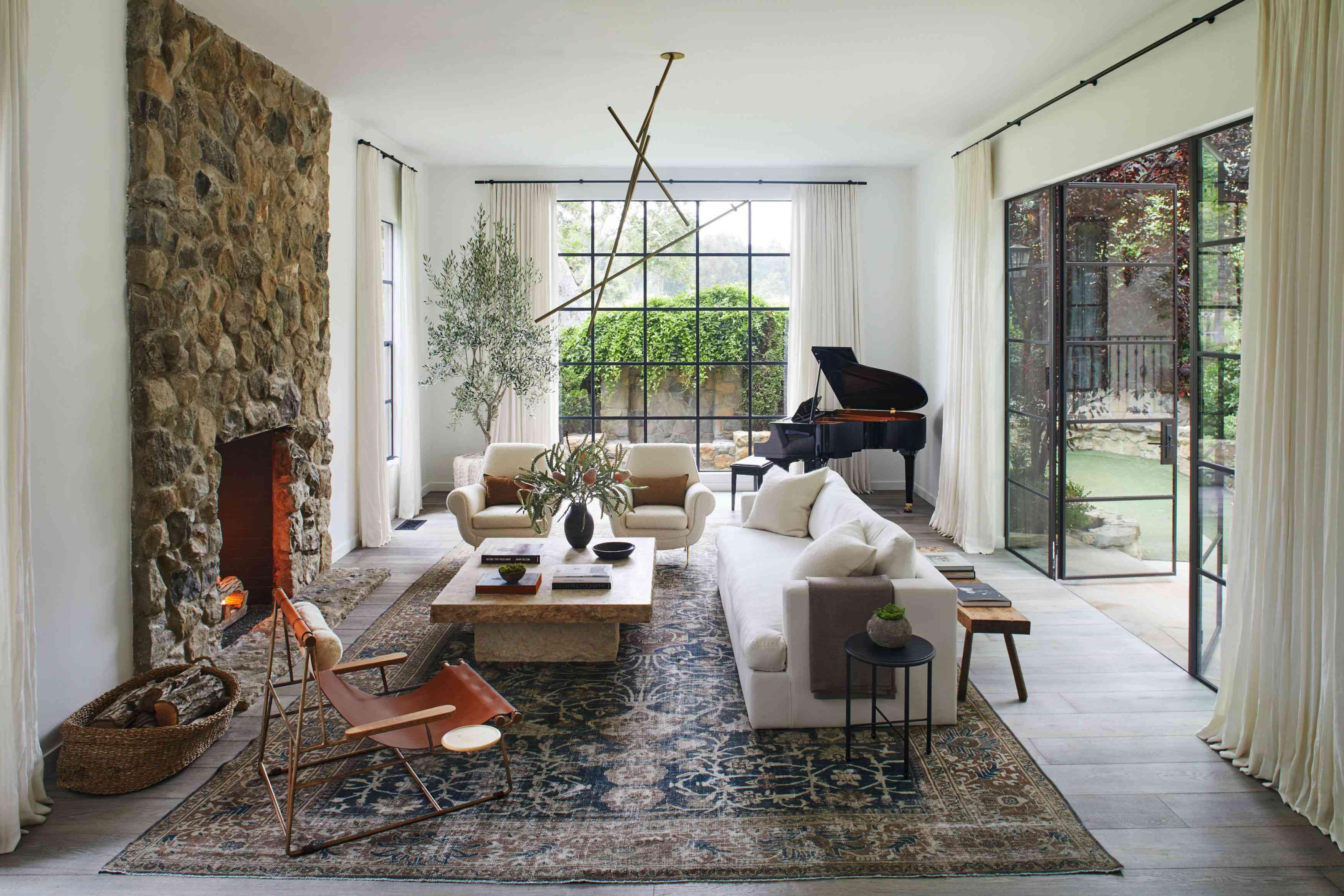 Santa Monica Living Room