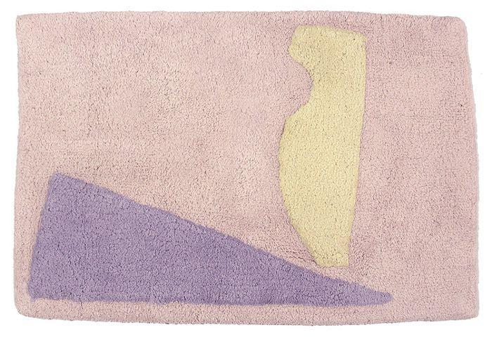 Cold Picnic Taro Bathmat