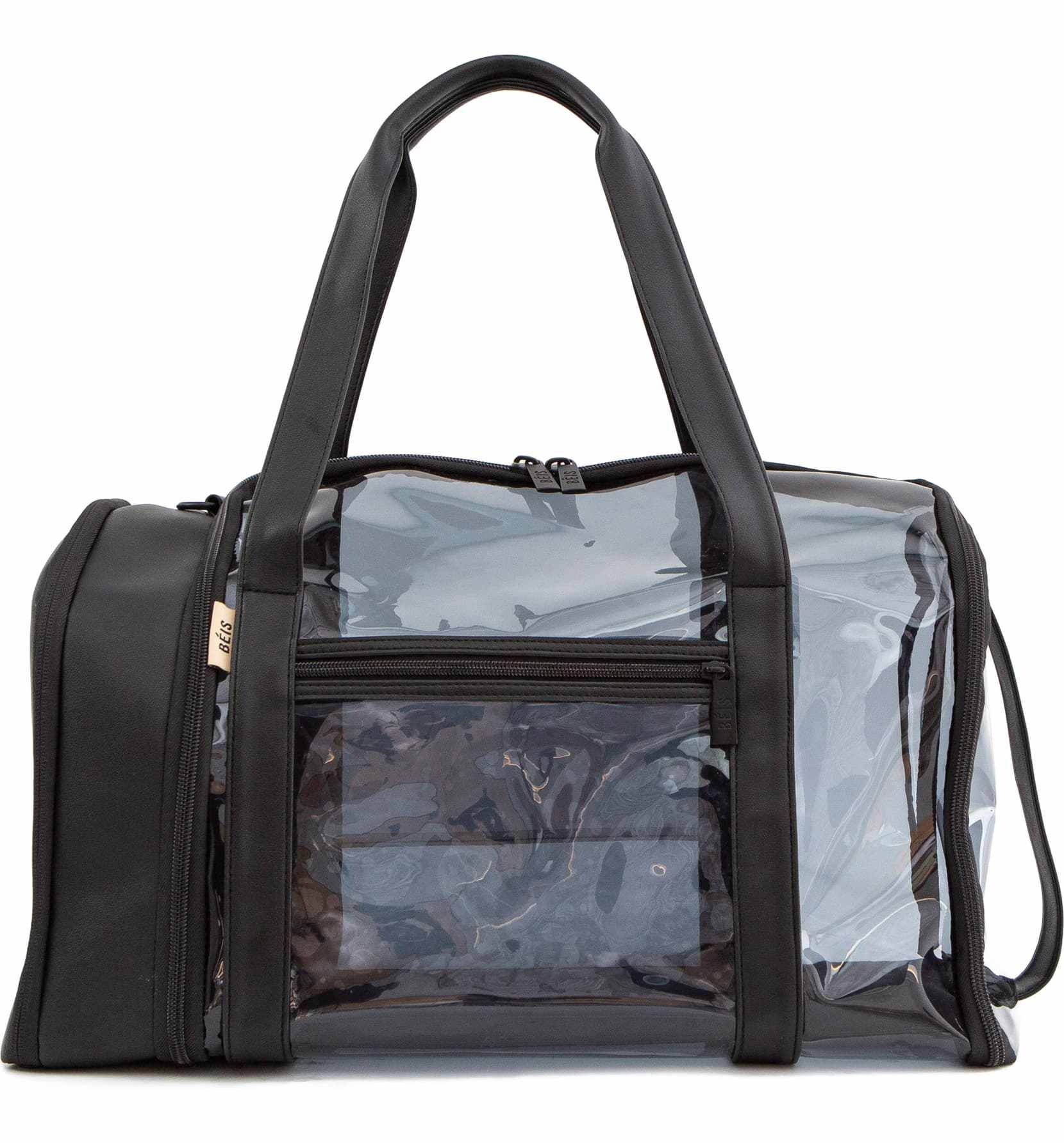 Transparent Gym Duffle Bag