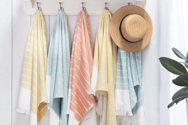 Crane & Canopy Fouta Towels