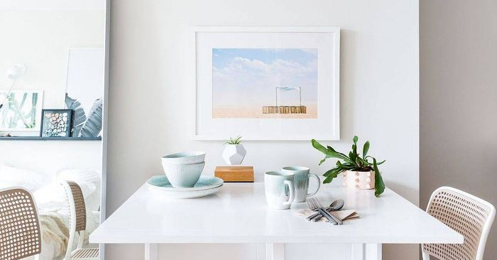 5 Small–Dining Room Ideas We\'re Kind of Obsessed With