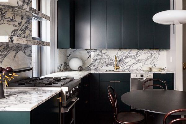 This Green Hue Will Be A Hot Kitchen Color Trend In 2020
