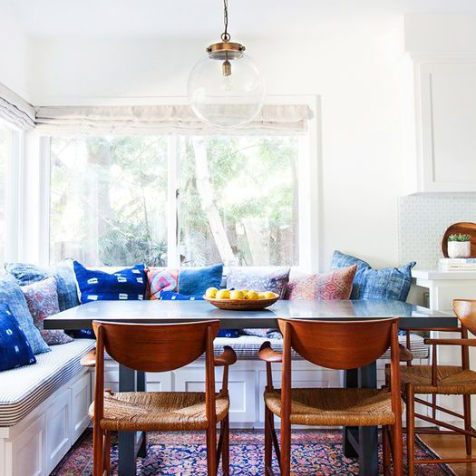 The Most Beautiful Kitchen Banquettes, Built In Banquette Seating Dining Room