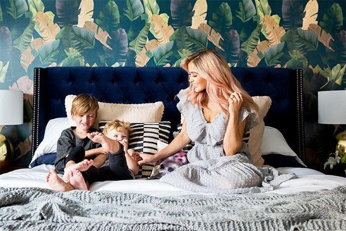 We're Gaga for This Blogger's Ultra-Stylish Bedroom Makeover