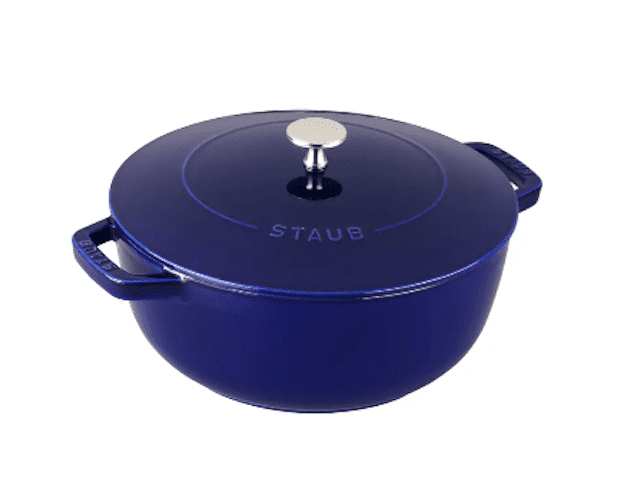 Staub 3.75-Quart Enameled Cast Iron French/Dutch Oven