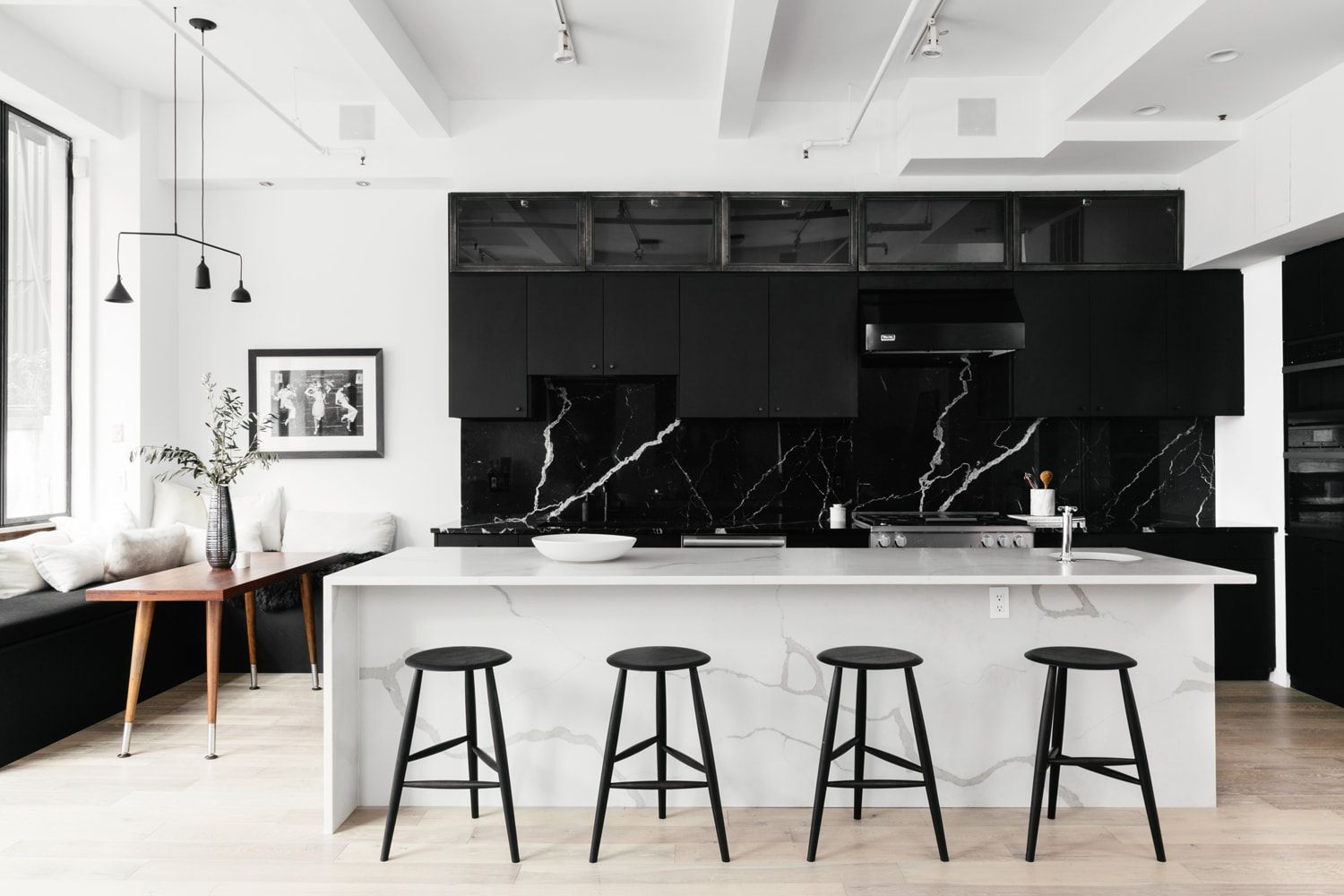 14 Gorgeous Scandinavian Kitchens You'll Want As Your Own