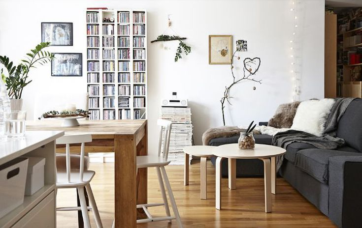 The Best Ikea Apartment Ideas To Make, Ikea Decorating Ideas Living Room