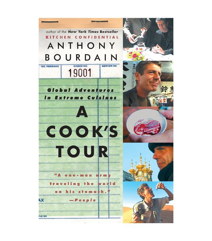 A Cook's Tour Best Adventure Books