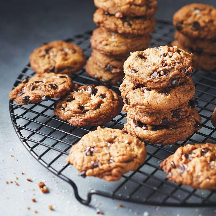Recetas Saludables - Vegan Chocolate Chip Cookies