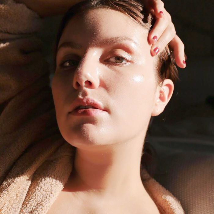 Rutina de maquillaje para el acné