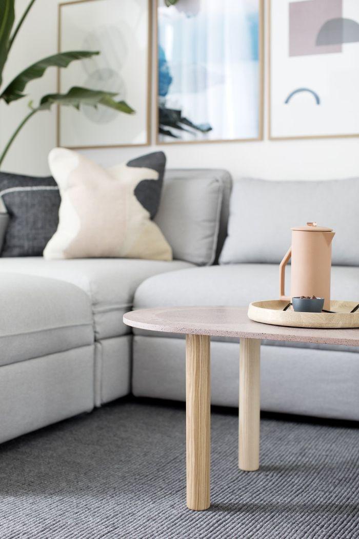 IKEA Hack Ideas—Coffee Table