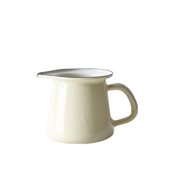 Dexam Home Enamel Milk Jug
