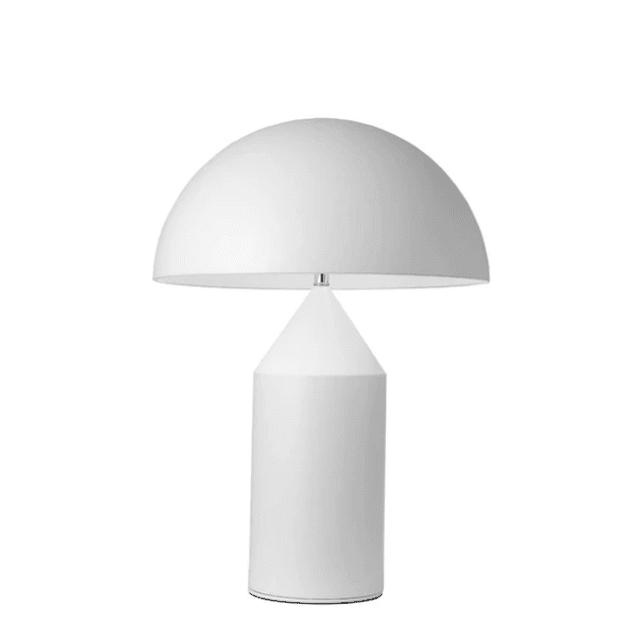 Mid Century Mushroom Table Lamp