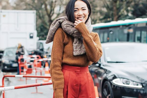 183367748ee 17 Cool and Casual Winter Work Outfits to Wear All Season