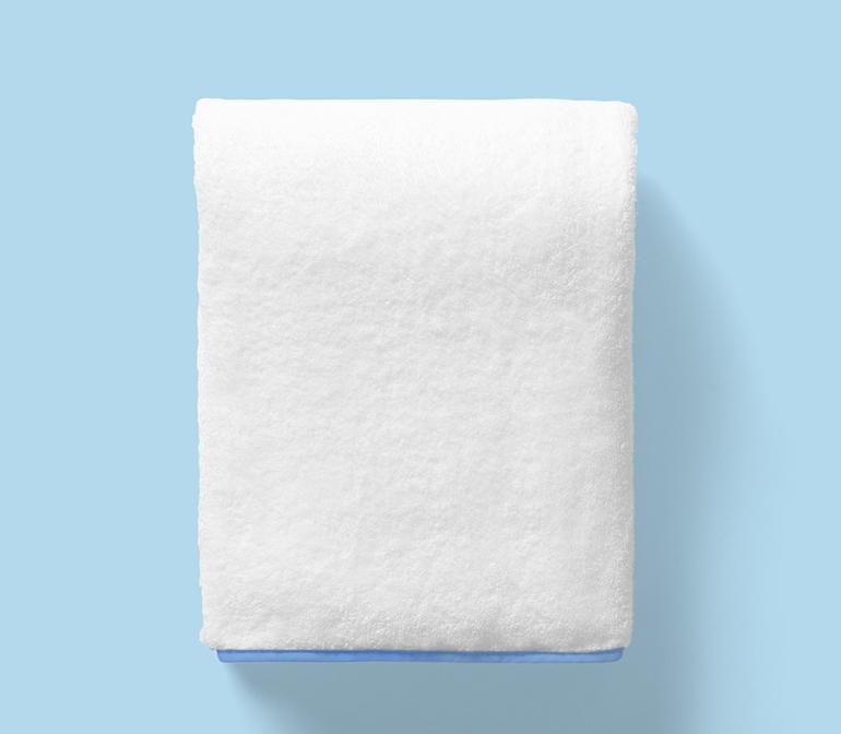 Piped Edge Bath Towel