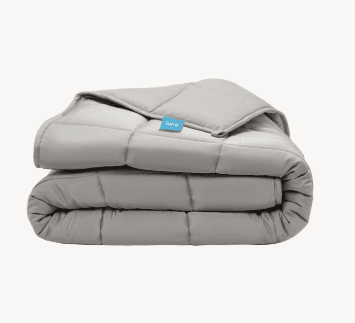 Cooling Bamboo Weighted Blanket