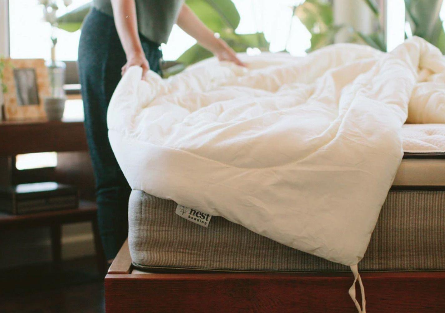 Washable Wool Comforter