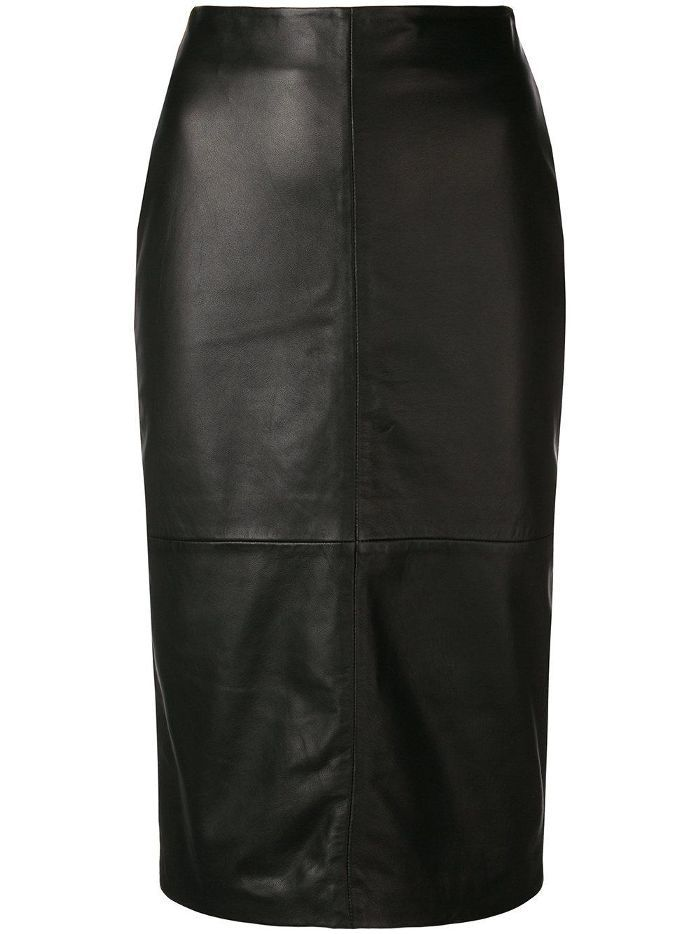 P.A.R.O.S.H. Midi Pencil Skirt