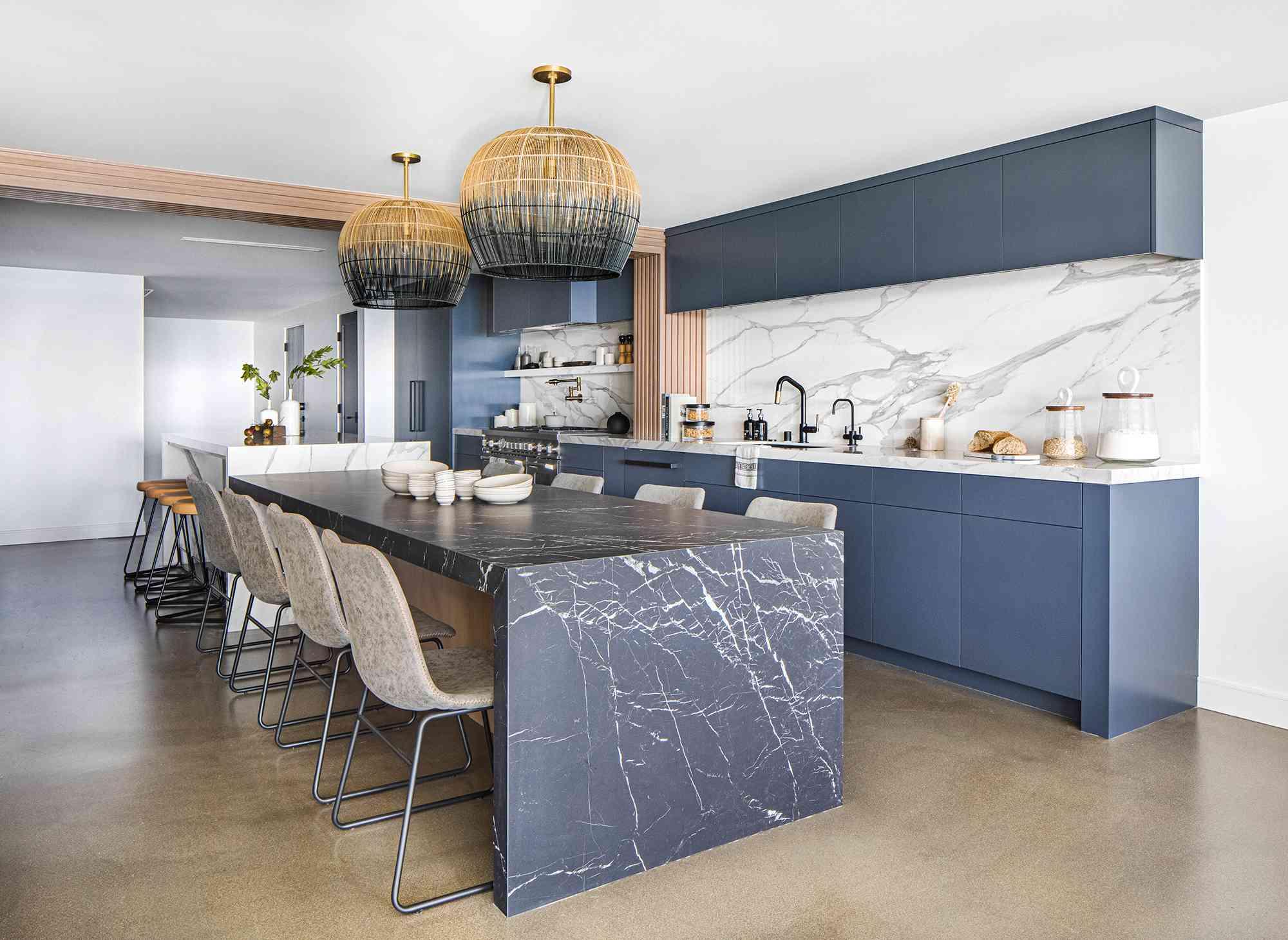 21 Beautiful Modern Kitchen Décor And Design Ideas
