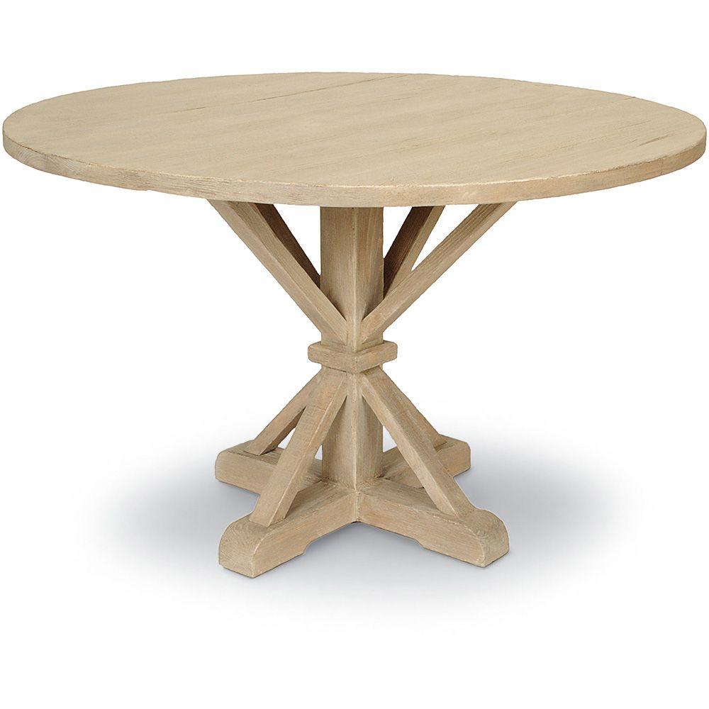 R Barbaree Dining Table.