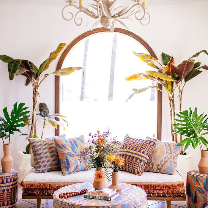 10 Bohemian Living Rooms to Inspire Your Next Design Refresh