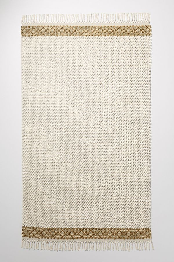 Joanna Gaines for Anthropologie Textured Eva Rug