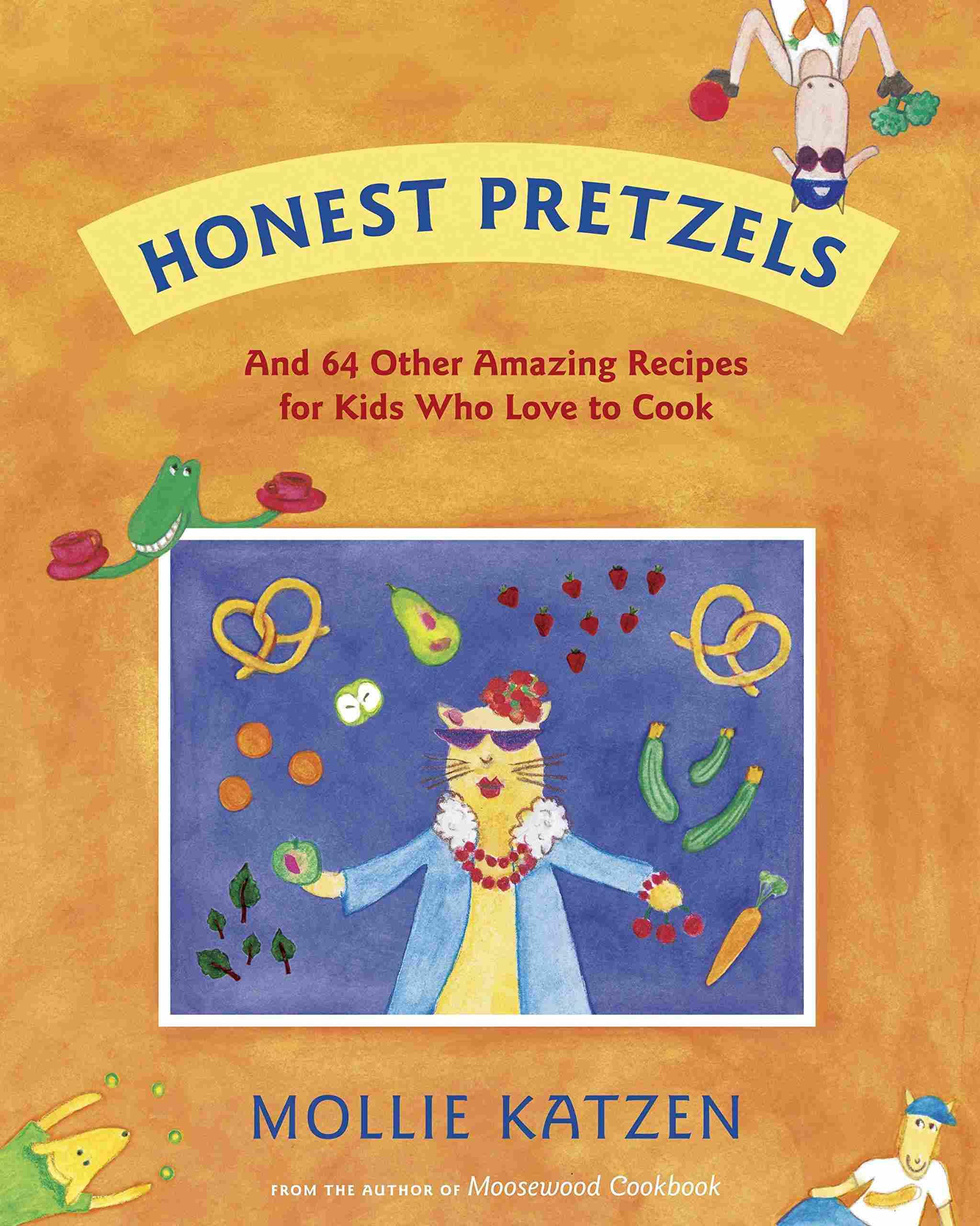 Honest Pretzels—Best Kids' Cookbooks